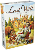 Last Will: The Race to Bankruptcy Board Game