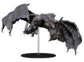 Silver Dragon Figure, Dungeons & Dragons Icons of the Realms Elemental Evil