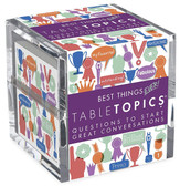 Tabletopics Best Things Ever Edition