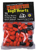 Twilight Zombies!!! Bag O' Hearts!!! Game Pieces