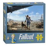 Fallout Neighborhood Patrol 550 Piece Puzzle