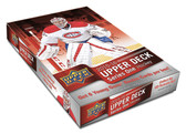 2015-16 Upper Deck Series 1 Hobby Box NHL hockey cards