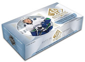 2017-18 Upper Deck SP Authentic Hockey Cards Hobby Box