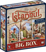 Istanbul Big Box Board Game of Merchant Commerce