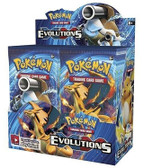 Pokemon TCG XY No 12 Evolutions 36 Pack Booster Box