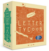 Letter Tycoon Card Board Game