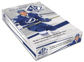 2014-15 Upper Deck SP Authentic Hockey Cards Hobby Box