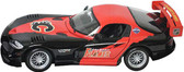 Calgary Flames Dodge Viper GT2 1:18 Scale Top Dog NHL Die Cast Model Auto