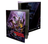 Ultra Pro Dungeons & Dragons Character Folio - Drow Attack