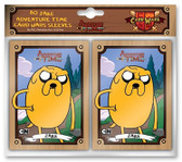 Adventure Time Card Wars Pack of 80 Card Game Sleeves - Jake