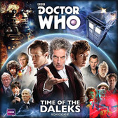 Doctor Who - Time Of The Daleks Board Game