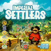 Imperial Settlers Card Game