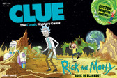 Clue: Rick and Morty Back In Blackout Collector's Edition Board Game