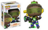 "Funko Pop! Video Games Overwatch Figure #179: Lucio 3.75"" Vinyl"