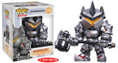 "Funko Pop! Video Games Overwatch Figure #178: Reinhardt 6"" Vinyl"