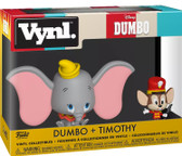 Funko Vynl 2-Pack Dumbo and Timothy Q. Mouse