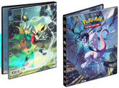 Ultra Pro Pokemon Sun and Moon #10 SM10 Unbroken Bonds 4-Pocket Portfolio Binder