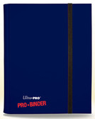 Dark Blue 9-Pocket Side-Loading Ultra Pro Pro-Binder