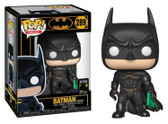 Funko Pop! DC Heroes Figure #289: Batman 80th Batman Forever Movie Vinyl Figure