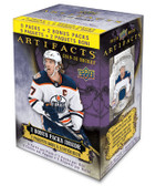 2019-20 Upper Deck Artifacts NHL hockey cards 7-Pack Blaster Box