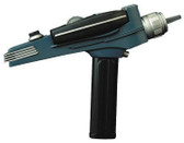 Star Trek TOS Black Handle Classic Phaser Replica Toy