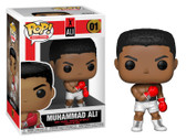 Pop! Sports Legends #01: Muhammad Ali Boxing Vinyl Figure