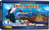 MasterPieces Polar Express Train Opoly Board Game
