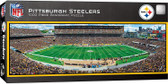 Pittsburgh Steelers Heinz Field 1000 Piece Panoramic Puzzle