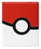 Pokemon Poké Ball Ultra Pro Premium PRO Binder 9 Pocket Sideloading Card Storage