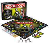 Monopoly The Nightmare Before Christmas 25th Anniversary Edition