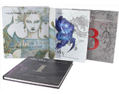 The Sky: The Art of Final Fantasy Slipcased Edition Book Set
