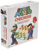 Copy of Checkers & Tic-Tac-Toe Collector's Game Set: Super Mario Edition