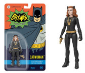 "Funko Reaction Batman 1966 TV - Catwoman 3.75"" Action Figure"
