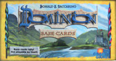 Dominion Base Cards for Dominion Card Game or Dominion Intrigue