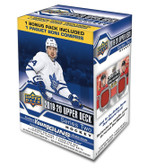 2019-20 Upper Deck Series 2 hockey cards Blaster Box
