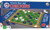 Toronto Blue Jays MLB Checkers Board Game