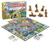 Monopoly: The Simpsons Collector's Edition board game