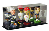 Mirrored Multiple BobbleHead Acrylic Display Case