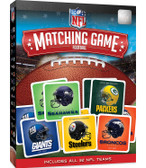 NFL Football Matching Card Game