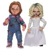 Bride of Chucky Ultimate 2-Pack Chucky & Tiffany Action Figures