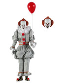 IT (2017) Pennywise 8″ Clothed Action Figure