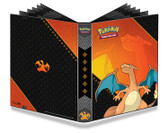 Ultra Pro Pokemon Charizard PRO-Binder 9-Pocket Side-Load Full View Binder