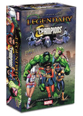 Marvel Legendary Deck Building Game Champions Expansion