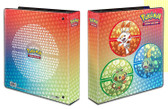 "Ultra Pro Pokemon Sword and Shield Galar 2"" 3-Ring Binder Album"