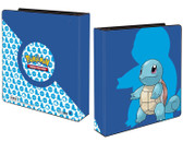 "Ultra Pro Pokemon Squirtle 2020 2"" 3-Ring Binder Album"