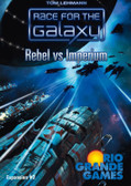 Race for the Galaxy Expansion #2: Rebel vs Imperium