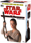 2017 Topps Star Wars Journey to Episode 8 The Last Jedi Blaster Box