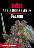 Dungeons & Dragons Spellbook Cards Paladin Deck
