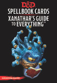 Dungeons & Dragons Spellbook Cards Xanathar's Guide to Everything