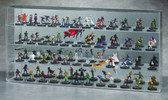 HeroClix Wall Mountable Acrylic Display Case